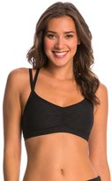 Beyond Yoga Quilted Cosmic Yoga Sports Bra 8146854