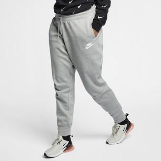 Nike Women's Pants (Plus Size Sportswear Tech Fleece
