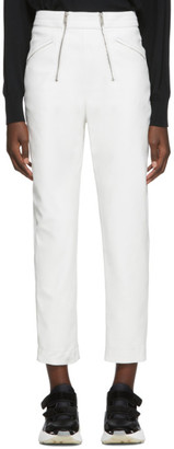 Stella McCartney White Skin Free Skin Karli Trousers