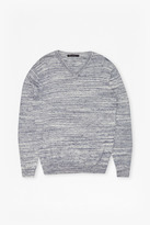 Get Away Knits Slub Sweater