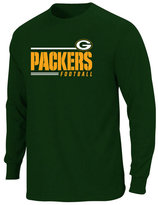 Profile Men's Green Bay Packers Line of Scrimmage Big & Tall T-Shirt