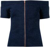 Ginger & Smart Undertone top - women - Polyester - 12