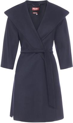 Max Mara Belted Wrap Coat