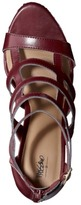 Mossimo Women's Perl Cage High Heel Sandals - Red