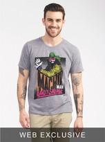 Junk Food Clothing Wwe Macho Man Tee-steel-xxl