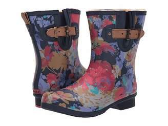 Chooka Macy Mid Boot (Navy) Women's Shoes