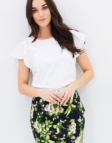 Oasis Cotton Shell Top