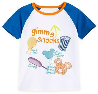 Disney Parks Treats Raglan T-Shirt for Kids