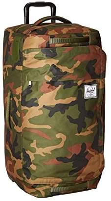 Herschel Wheelie Outfitter 90L (Woodland Camo) Luggage