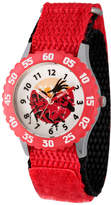 Disney The Incredibles 2 Boys Red Strap Watch-Wds000576
