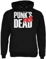 Old Glory Punk's NOT Dead V3 Adult Hoodie