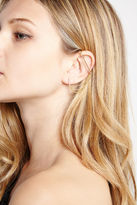 BCBGeneration Rhinestone Pave Ear Cuffs - Gold
