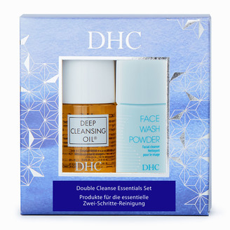 DHC Essential Japanese Double Cleanse Set