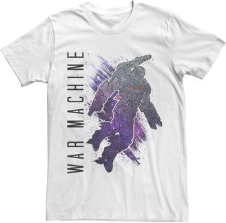 Men's Avengers War Machine Tee