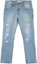 Paolo Pecora Denim pants - Item 42634640