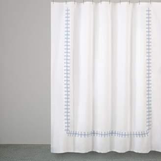 Matouk Gordian Knot Shower Curtain