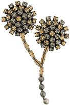 Marni strass brooch