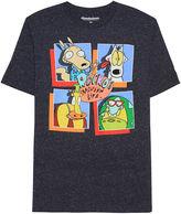 Novelty T-Shirts Rocko's Modern Life Short-Sleeve Crewneck Tee