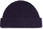Lanvin - Ribbed Cashmere Beanie
