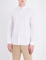 Paul Smith Mens White Buttoned Formal Shirt