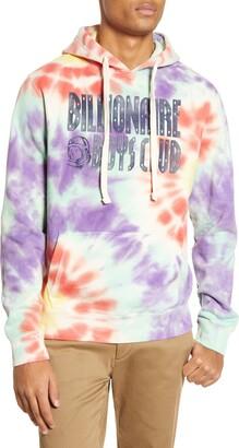 Billionaire Boys Club Dogwood Tie Dye Hooded Sweatshirt