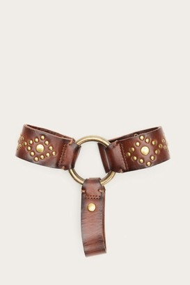 The Frye Company Removable Studded Harness