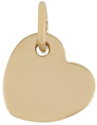 Dodo 18kt Yellow Gold Heart Pendant