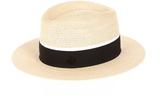 Maison Michel Andre hemp-straw hat