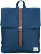 Herschel single strap square backpack
