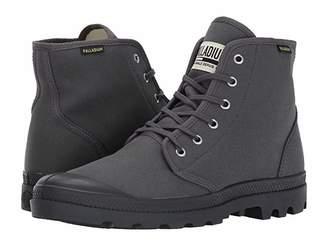 Palladium Pampa Hi Originale (Black/Black) Lace-up Boots