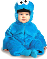 Disguise Cookie Monster Plush Dress-Up Outfit - Infant & Toddler