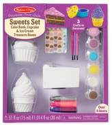 Melissa & Doug Toddler 'Decorate Your Own - Sweets' Craft Kit