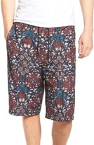 adidas Men's Print Drawstring Shorts