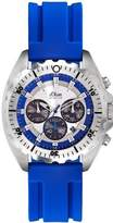 S'Oliver SO-2083-PC, funzione cronografo - Men's Watch