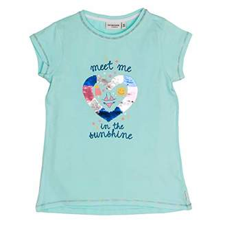 Salt&Pepper Salt and Pepper Girls' T-Shirt Sunshine Wendepaillett
