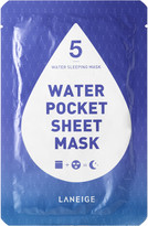 LaNeige Water Pocket Sheet Mask Sleeping Mask (Replenishing)