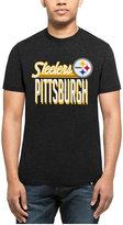 '47 Men's Pittsburgh Steelers Script Club T-Shirt