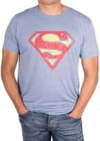 Superman Men's Crew Neck T-Shirt