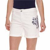 ST. JOHN'S BAY St. John's Bay Denim Shorts-Talls