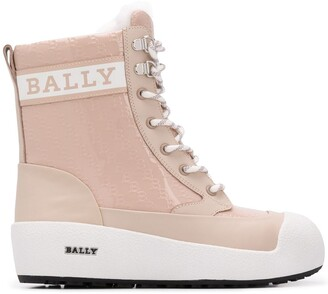 Bally Ankle Snow Boots