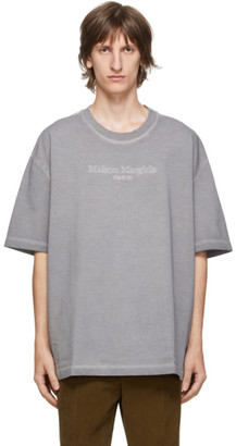 Maison Margiela Grey Resin T-Shirt