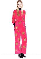 3.1 Phillip Lim Ginkgo-embellished jumpsuit