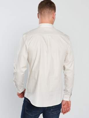 Very Subtle Stripe Shirt