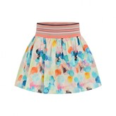 No Added Sugar No Added SugarSpotted Watercolour Skirt
