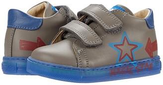 Naturino Falcotto Fletcher VL AW20 (Toddler) (Grey) Boy's Shoes