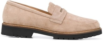 Peserico Penny Strap Loafers