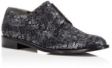 Robert Clergerie Jam Laceless Oxfords