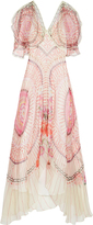 Temperley London Dream Catcher silk-chiffon dress