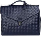 Bottega Veneta Intrecciato Small Leather Briefcase