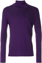 Marc Jacobs roll neck knit top